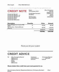 credit note wwwpixsharkcom images galleries with a bite With credit note template doc