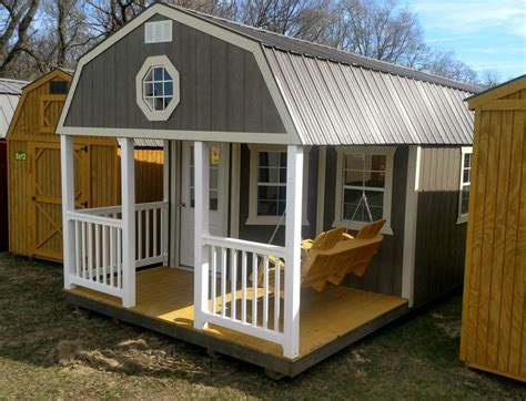 Amish Built Storage Sheds Indiana by 25 Best Ideas About Amish Garages On Amish