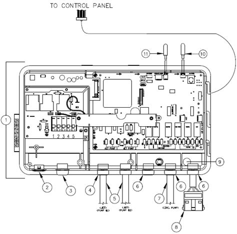 Iq 2020 Circuit Wiring Diagram by 77119 Iq 2020 Heater Relay Board Parts And