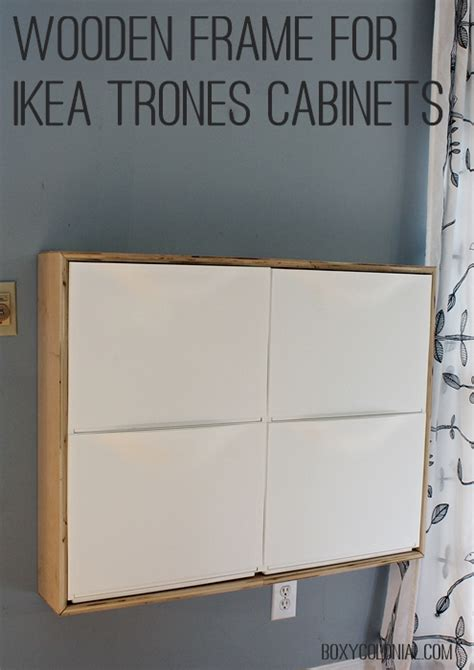 ikea hack sheet  storage  trones cabinets