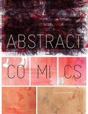abstract comics  anthology  andrei molotiu