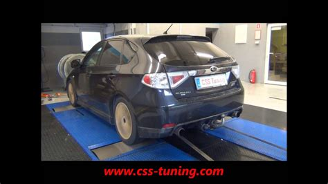 CSS Performance Subaru Impreza 2.0D 150 HP - YouTube