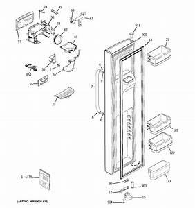 Ge Refrigerator Z Series Parts