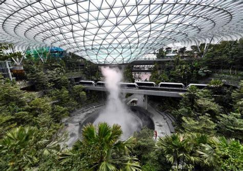 changi airport   retail high  billion dollar mall singapore news asiaone