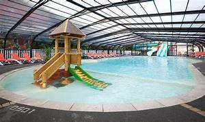campings avec espaces aquatiques chauffes camp39atlantique With camping avec piscine couverte ile de re