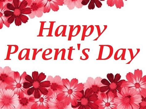 happy parents day  images pictures global day  parents