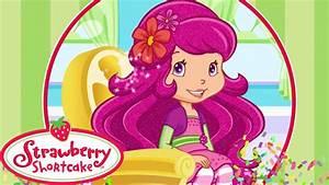 Strawberry Shortcake Berry Beauty Salon Movie Video Game
