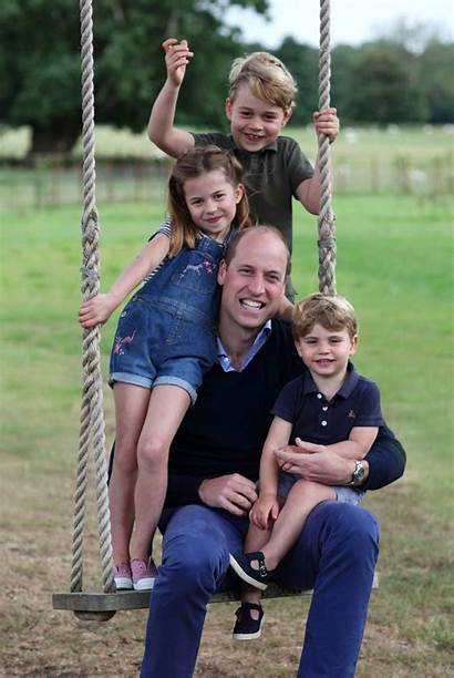 Prince William Birthday Children Cambridge Royal Princess