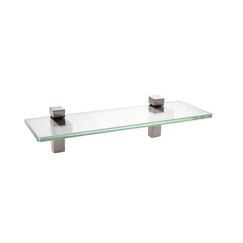 kes 14 inch bathroom tempered glass shelf 8mm thick wall