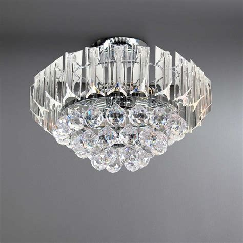 dunelm venetian contemporary design silver acrylic light
