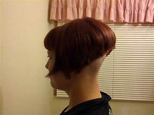 Extreme A Line 4 Bobbed Hair Short And Blunt Pinterest