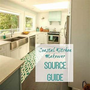 our kitchen makeover source guide the happy housie With kitchen colors with white cabinets with happy holidays stickers