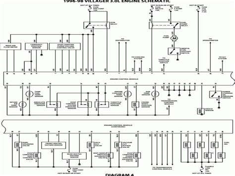 mercury villager wiring diagrams wiring forums