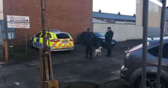 armed police raid gloucester home searching  guns