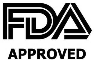 FDA-approved Logo