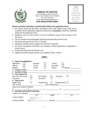 editable track visa status pakistan fill  print