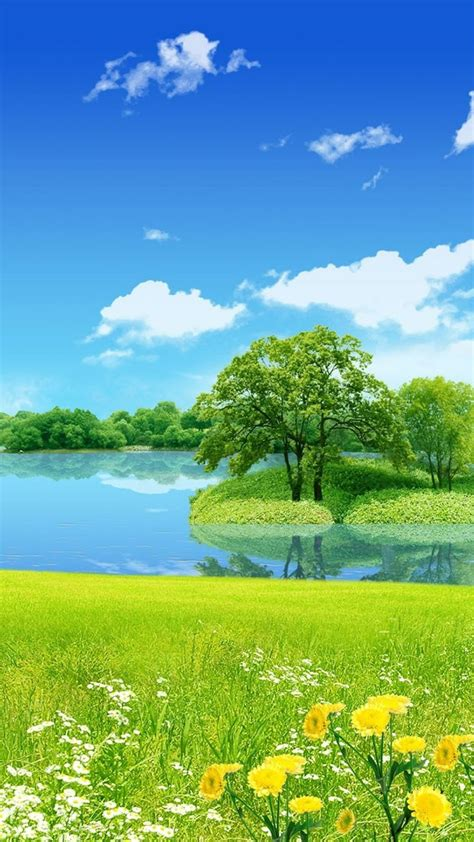 Download Natural Scenery Phone Wallpapers Free Mobile Hd