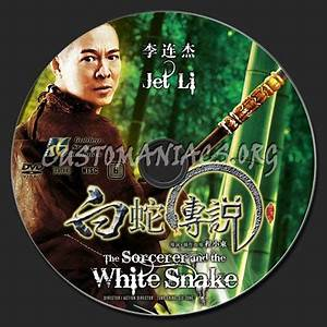 The Sorcerer and the White Snake dvd label - DVD Covers ...
