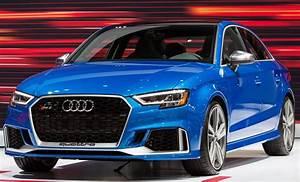Audi Rs 3 : 2018 audi rs 3 overview cargurus ~ Medecine-chirurgie-esthetiques.com Avis de Voitures