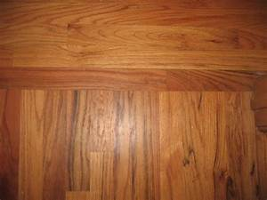 Dyi project hardwood flooring install in hall and for Wood floor transitions between rooms
