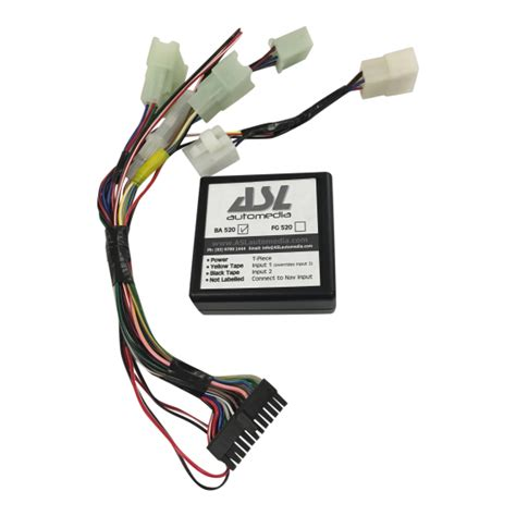 Ford Au Premium Sound Wiring Diagram by Ba Bf And Sx Sy Territory Navigation And Bypass
