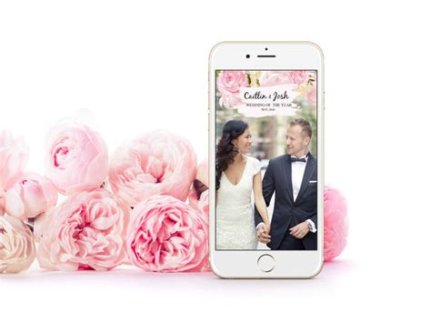 wedding snapchat filter how to create a snapchat geofilter for your wedding this tale