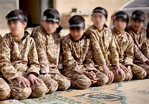 Turning kids into killers: Mosul's lost generation of ...