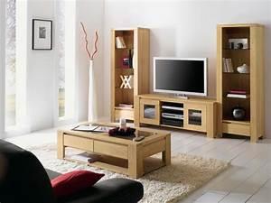 Meuble Tv Living : meuble de salon meuble television pas cher trendsetter ~ Teatrodelosmanantiales.com Idées de Décoration