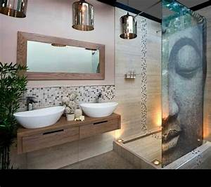 deco salle de bain zen archzinefr With salle de bain ambiance zen