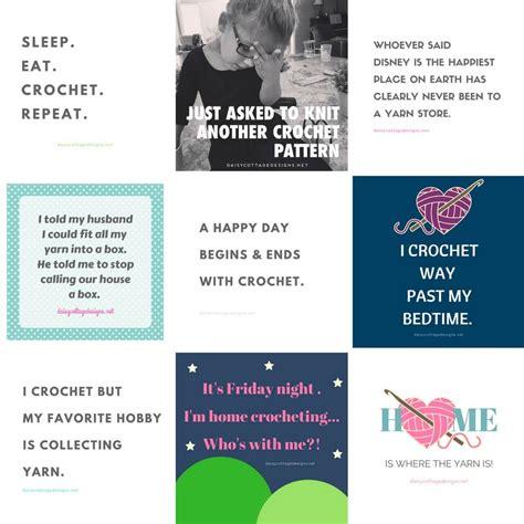 Crochet Memes - crochet memes yarn meme printable from daisy cottage designs