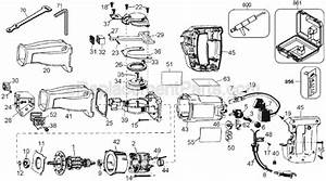 Dewalt Dw306 Parts List And Diagram