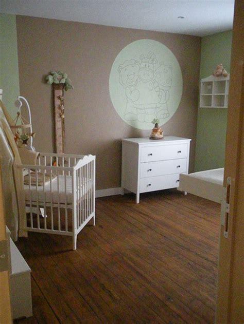 peinture chambre bébé fille deco chambre bebe peinture