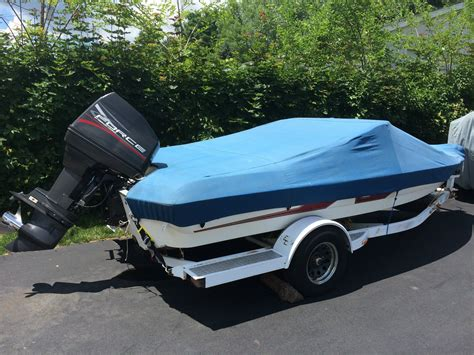 Nitro Bass Boats For Sale Ebay by Bass Tracker Nitro 185 Sport 1996 For Sale For 7 995