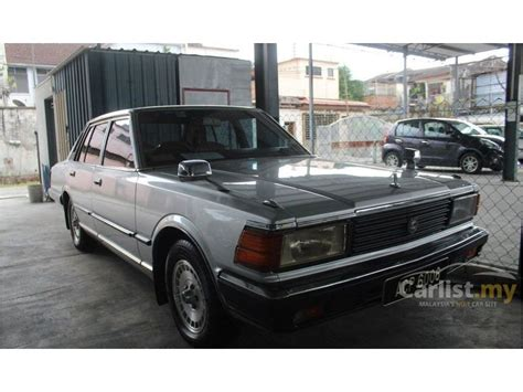 Datsun 280c by Datsun 280c 1981 1 5 In Perak Automatic Sedan Silver For