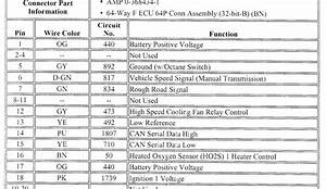 Car Ecm Wiring Diagram