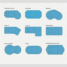 25+ Best Ideas About Pool Shapes On Pinterest  Swimming