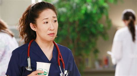 sandra oh on grey s anatomy sandra oh departing grey s anatomy after season 10
