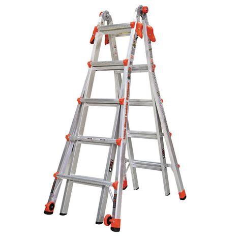 Little Giant Ladder Systems Lt 22 Ft Aluminum Multi