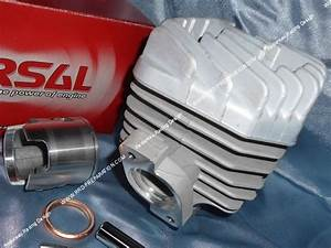 Kit 70cc  U00d847 6mm Airsal Sport Aluminum For Scooter Peugeot Air Before 2007  Buxy  Tkr