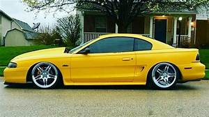 Beautiful SN95 Ford Mustang
