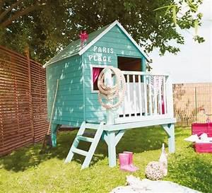 Maison Pour Enfant : jeux plein air d 39 ext rieur 12 mod les craquants pour enfants c t maison ~ Teatrodelosmanantiales.com Idées de Décoration