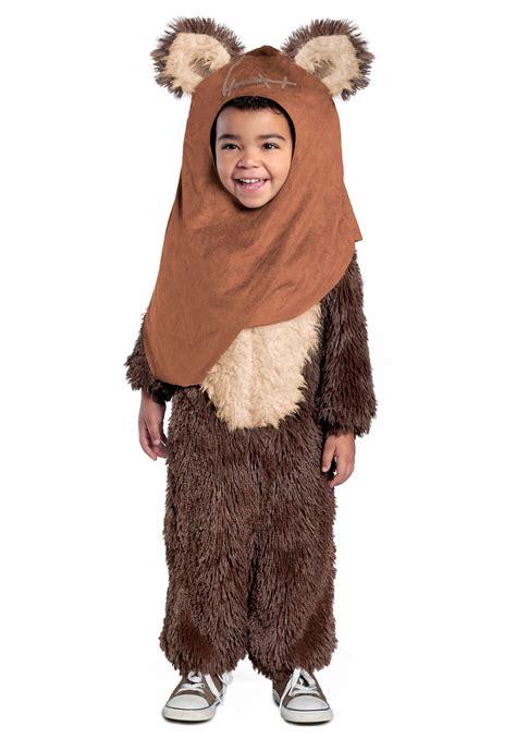 outdoor spider decorations toddler deluxe wicket ewok costume
