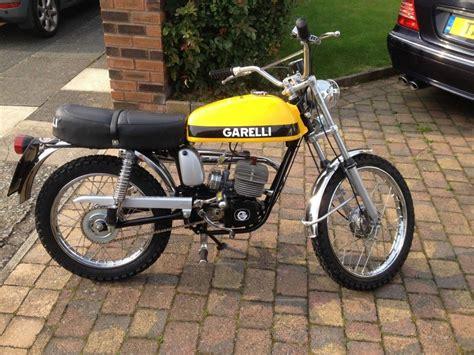 garelli tiger cross 1974 sports mopeds classic bikes motorcycle garage bike
