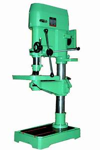 Safety Rules Of Pillar Drilling Machine  U2013 Information