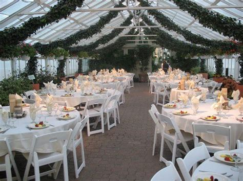 Buffalo And Erie County Botanical Gardens, Wedding