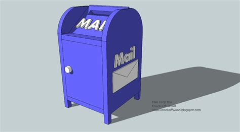 Ipad |build A Mailbox Out Of Wood