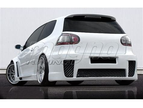 golf 5 bodykit vw golf 5 sf2 wide kit