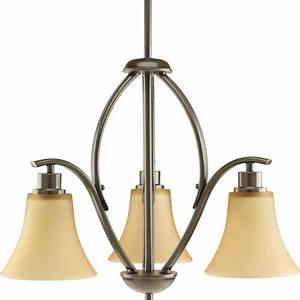 Progress lighting alexa collection light antique bronze