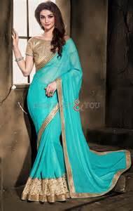 saree designs modern saree design with designer blouse patterns of 2016