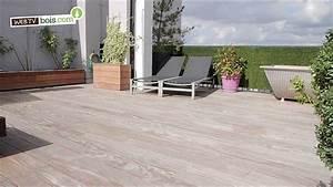 Terrasse En Caillebotis : terrasse caillebotis bois l 39 habis ~ Premium-room.com Idées de Décoration